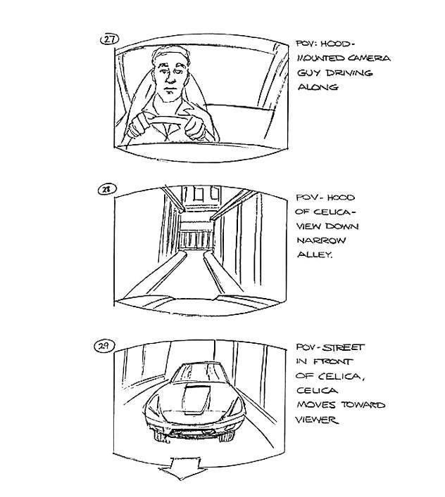 storyboard - carchase04