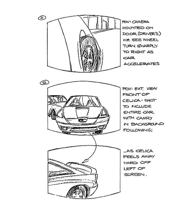 storyboard - carchase07