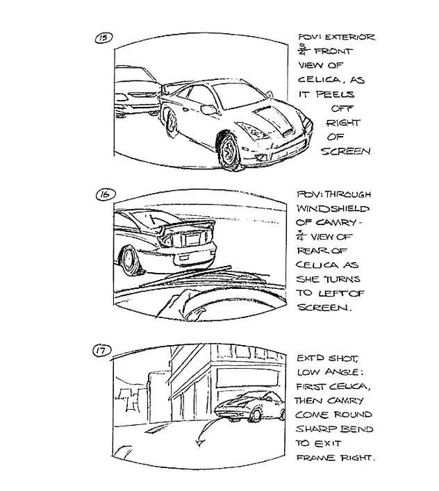 storyboard - carchase09