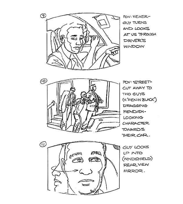storyboard - carchase11