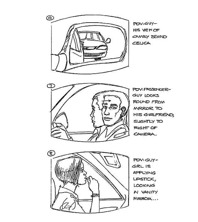 storyboard - carchase12