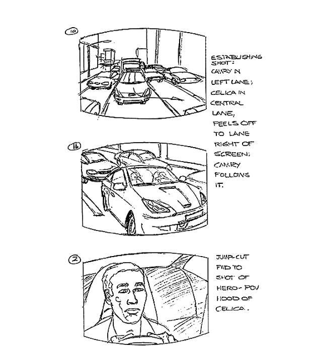 storyboard - carchase14