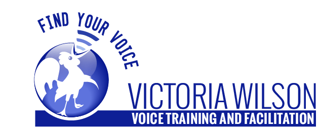 Logo for Voicetrainer Victoria Wilson