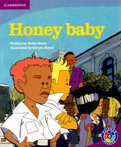 Cover of Honey Baby