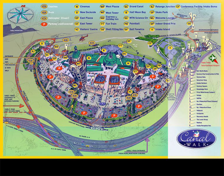 Canal_walk_map