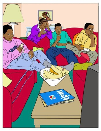 Teens and TV