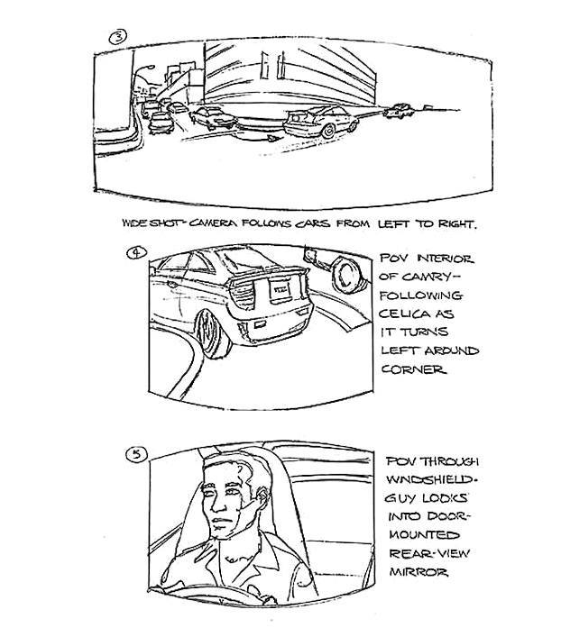 storyboard - carchase13