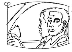 icon-carchase storyboard