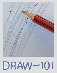 draw101: free intro to Drawing for Beginners