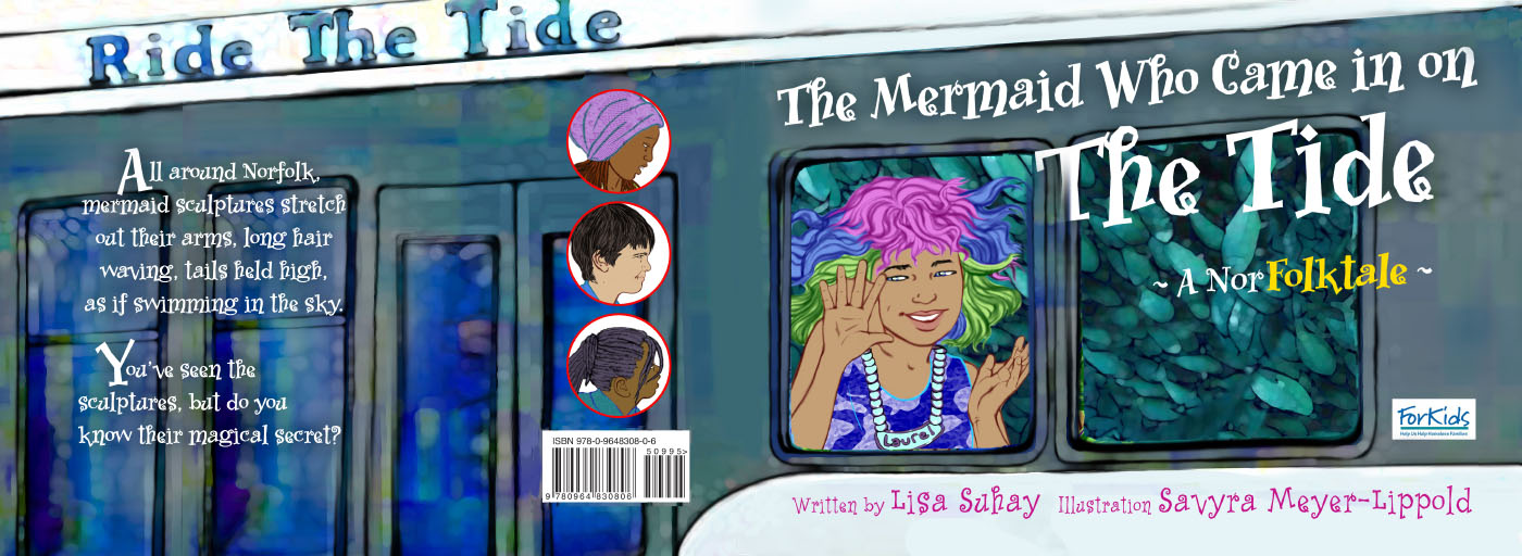 The Mermaid Who Came in on The Tide