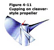 Cleaver-style propeller 2