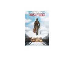 Being there, movie poster