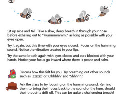 Bee Breath instructions