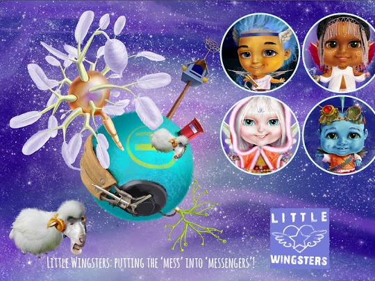 Little Wingsters poster