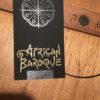 African Baroque Biz card