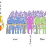 stylised style debate teams