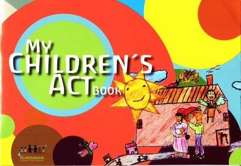 My Children's Act cover